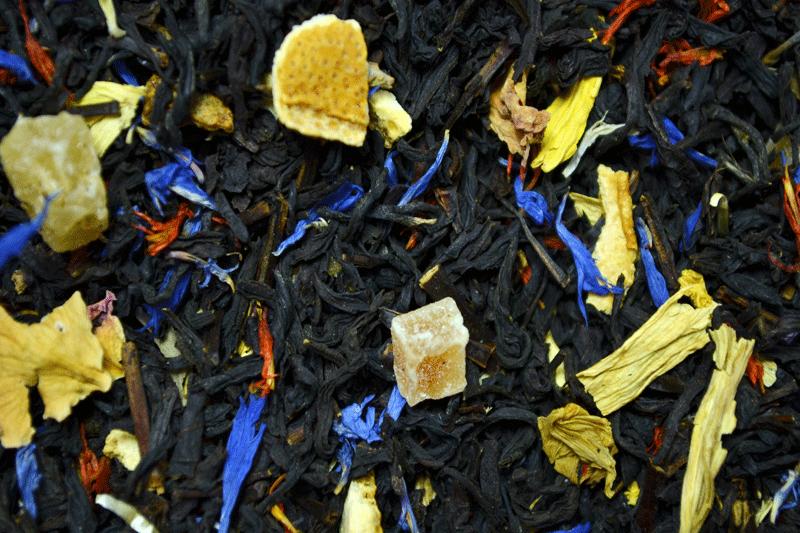 Чай черный ароматизированный мартиника