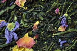 Купаж чёрного и зелёного чая  1001 ночь / Tea 1001 Nights