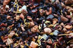 Фруктовый чай Абрикос-персик / Fruit Melange Apricot-Peach