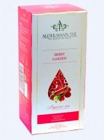Фруктовый чай пакетированный Aldermann Фруктовый Сад, 25-пакетиков