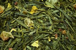 Зелёный ароматизированный чай Ассоль / Green flavored tea Assol