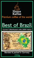 Кофе арабика зерновой Лучшее из Бразилии / Best of Brazil