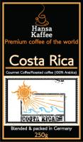 Кофе арабика зерновой Коста Рика / Costa Rica