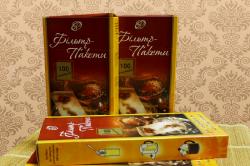 Фильтр-пакеты для чая на чайник