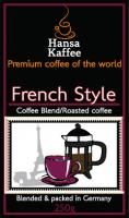 Смесь сортов кофе арабики Френч стайл / French Style