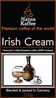 Кофе ароматизированный Ирландский крем / Irish-Cream /