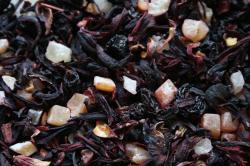 Фруктовый чай Киба-флип / Fruit Melange Kiba-Flip