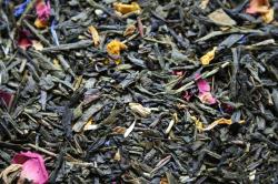 Зелёный ароматизированный чай Утренние мечты / Morning Dreams Green