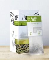 Чай Оолонг Ти Гуань Инь (зелёный) пакетированный от Hello Tea купить в Одессе