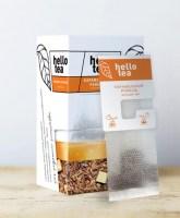 Чай Ройбуш карамельный пакетированный Hello Tea купить в Одессе