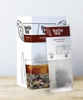 Чай черный Дарджилинг в пакетиках от Hello Tea купить в Одессе