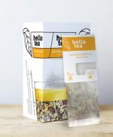 Чай травяной в пакетиках Альпийский Луг Hello Tea купить в Одессе