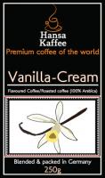 Кофе ароматизированный Ванильно-сливочный / Vanilla-Cream