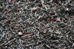 Чёрный ароматизированный чай Дикая вишня / Black Tea Wild Cherry