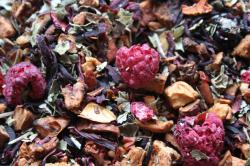 Фруктовый чай Лесные ягоды / Fruit Melange Wildberry premium