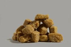 Сахар тростниковый Демерара, колотый кусковой( 0,5 кг )
