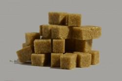 Сахар тростниковый пресованный в кубики( 0,25 кг )